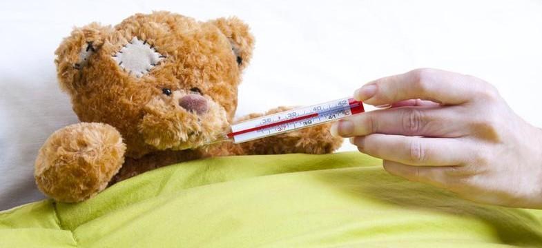 Komplikationen von Babyschnupfen