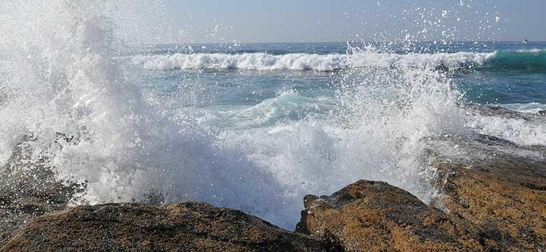 Meerwasser Nasenspray bei Schnupfen